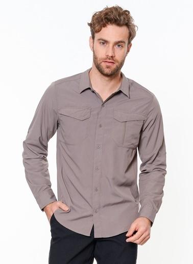 Cep Detaylı Uzun Kollu Gömlek-The North Face